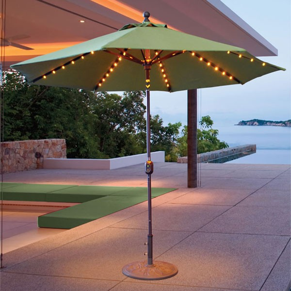 Use Led Patio Lights to Enjoy Your Night