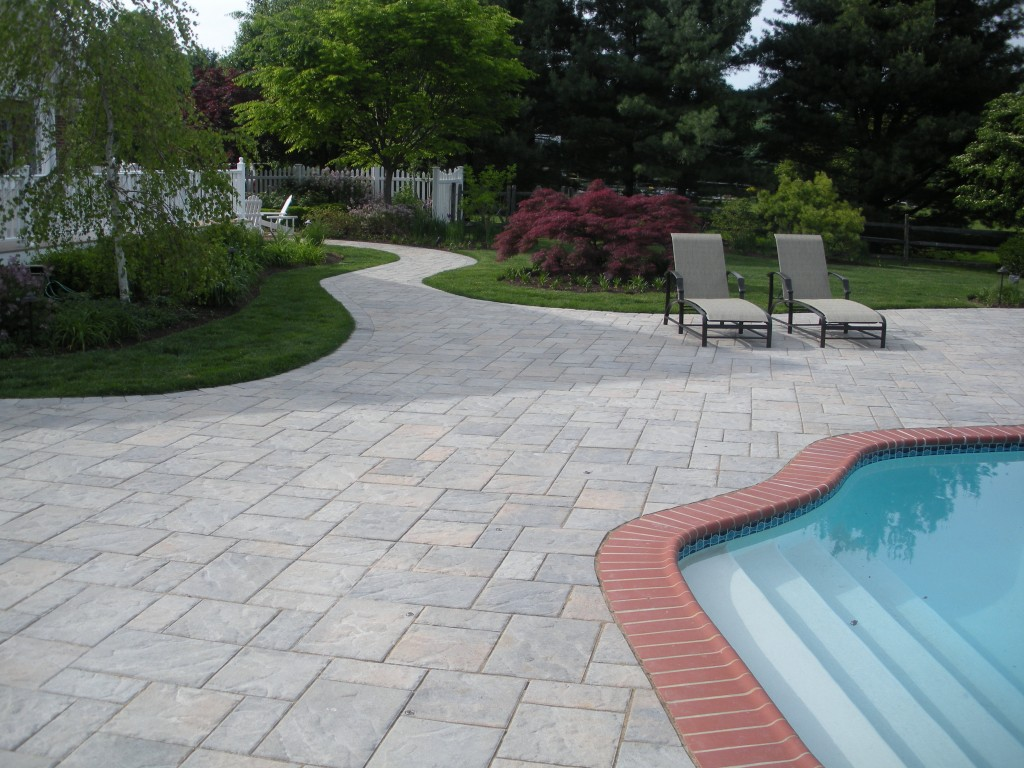 inground pool and patio ideas » Design and Ideas