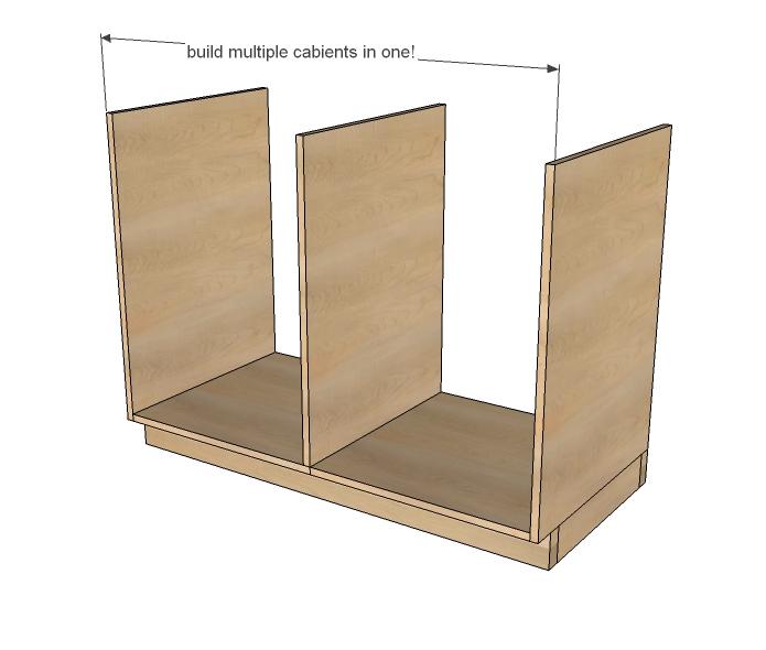 Build A Cabinet Base