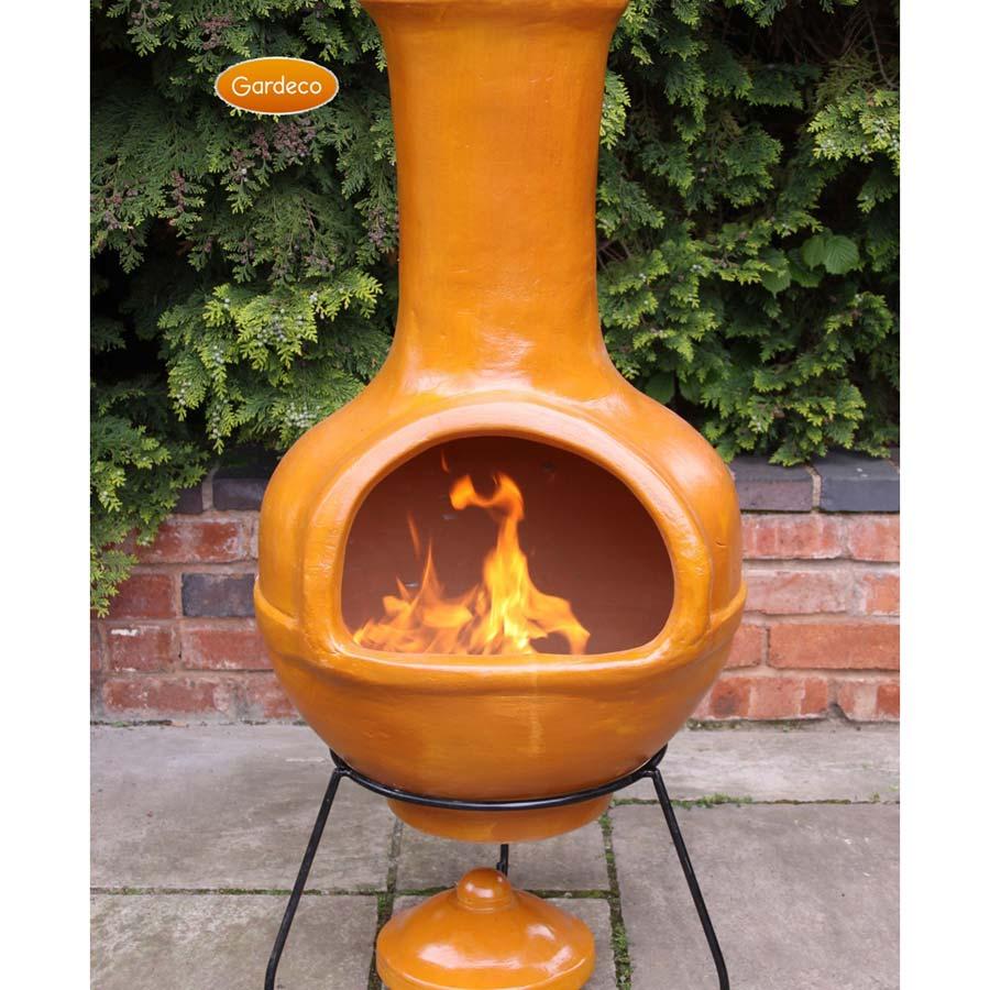 Ceramic Fire Pit