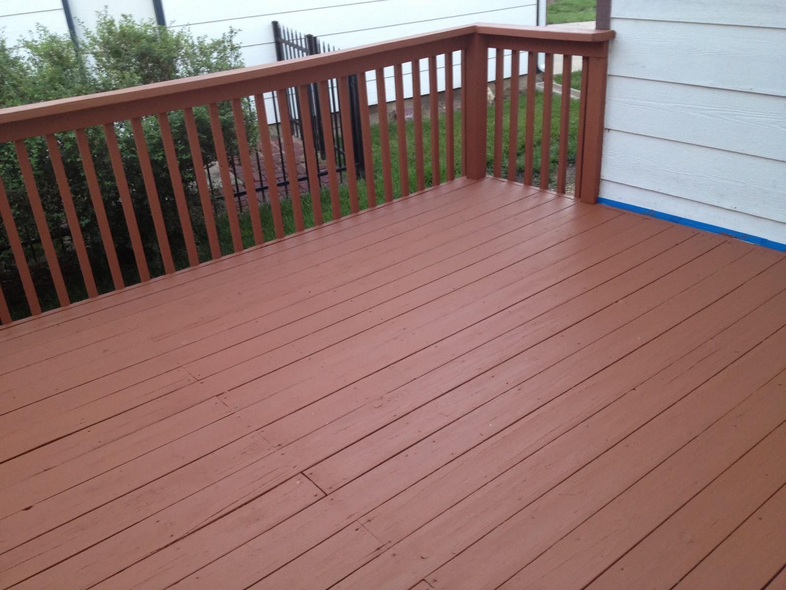 Deck Paint Colors Behr Design And Ideas